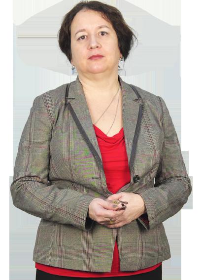 Бородина Любовь Георгиевна